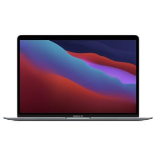 """Apple MacBook Air 13"""" MGN63 Space Gray (Late 2020) M1 Chip"""