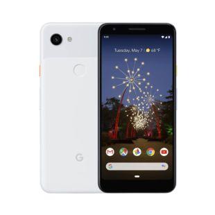 Смартфон Google Pixel 3a XL 4/64GB Clearly White (GA00818)