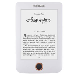 Електронна книга PocketBook Basic 3 White PB614-2-D-CIS