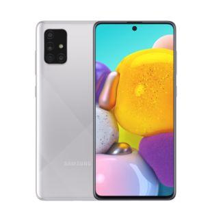 Samsung Galaxy A71 6/128GB Metallic Silver SM-A715FMSU