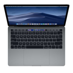 "Apple MacBook Pro 13.3"" Custom MUHN2 Space Gray (Mid 2019)"
