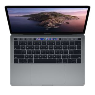 "Apple MacBook Pro 13.3"" Custom Z0WQ000QL / MV982 Space Gray (Early 2019)"