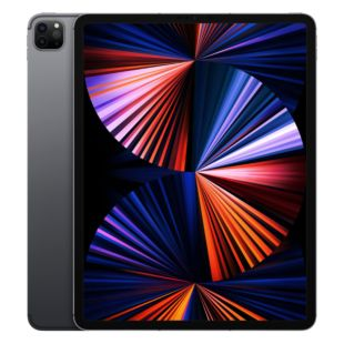 "Apple iPad Pro 12.9"" Wi‑Fi 256GB Space Gray (2021) M1 Chip MHNH3"