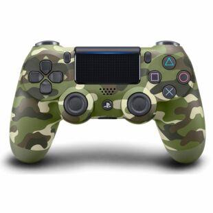 Геймпад Sony PS4 Dualshock 4 V2 Green Cam