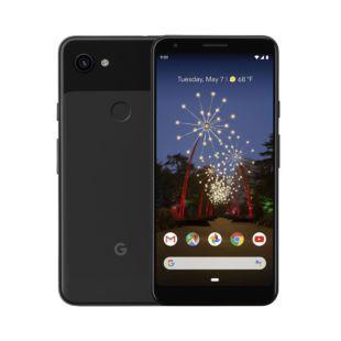 Смартфон Google Pixel 3a XL 4/64GB Just Black (GA00664)