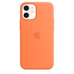 Чохол Apple для iPhone 12 mini Silicone Case with MagSafe Kumquat MHKN3 [Kumquat]