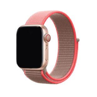 Ремінець Apple Sport Loop Neon Pink (MXMU2) для Apple Watch 42mm   44mm Series 5   4   3   2   1
