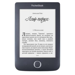 Електронна книга PocketBook Basic 3 Black PB614-2-E-CIS