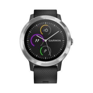 Garmin Vivoactive 3 Black with Stainless Hardware (010-01769-02)