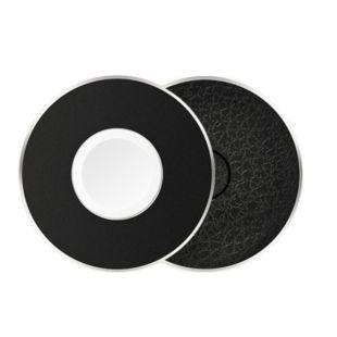 Зарядний пристрій COTEetCI 2in1 Wireless Charger for Apple Watch / iPhone Black CS5168-BK