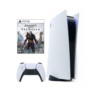 Ігрова консоль Sony PlayStation 5 + Assassin's Creed Valhalla (SPS5ACV)